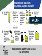 Tratamento Para Motores Diesel Em Geral - A550