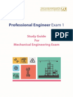 Mechanical Eng Study Guide