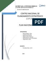 Centro Nacional de Planeamiento Estratégico