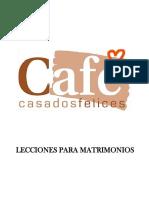 Lecciones Cafe 2017