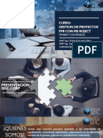Curso Gestion de Proyectos Con MS Project