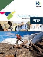 Cardiac Markers Brochure