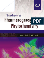 Biren Shah, Avinash Seth-Textbook of Pharmacognosy and Phytochemistry-Elsevier India (2012)