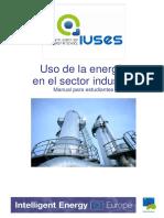 Uso de La Energia en El Sector Industria
