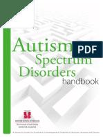 Autism Handbook