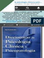 Diccionario de Psicologia Clinica y Psicopatologia (1)