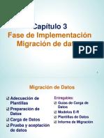 Capítulo 3 (2P) - Fase de Implementación (Migración de Datos)