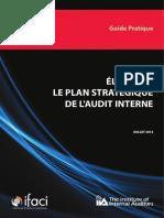 Guide Pratique - Elaborer Le Plan Stratégique de l'Audit Interne (2012)