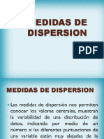 Medidas de Dispersion (3