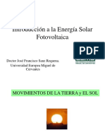 01 - Energía Solar FV