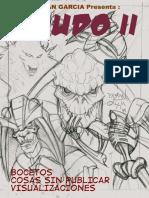 Krudo 2 - Cuaderno de Bocetos de Fabian Garcia
