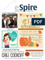 The Spire Newsletter, October 10, 2017