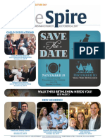 The Spire Newsletter, October 24, 2017