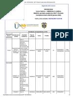 Agenda - Sociologia