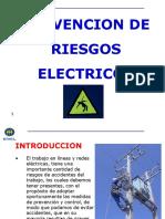 Prevencion de Riesgos Electricos n1 Julio 2007
