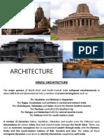 Hoa- Hindu Architecture