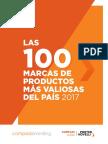 2017 El Valor de Las Marcas y Servicios Digital
