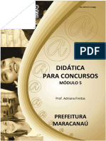 Didática - Módulo - 5 - Slides