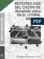 Biotecnología Del Cultivo de Dunaliella Salina en El Litoral Andaluz__BAJA