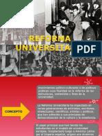 Reforma Universitaria.docx