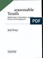 Unseasonable Youth