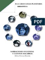 Blavatsky, Helena - Narraciones Ocultistas y Cuentos Macabros
