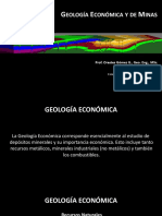 00 - Geología Economica - Presentacion