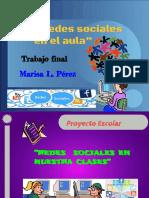 Redes Sociales en El Aula-proyectoeducativo