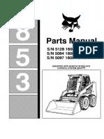Bobcat 853 Parts Manu(2)