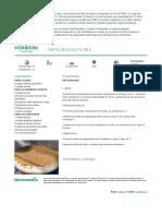 Recetario Thermomix® - Vorwerk España - TARTA DE DONUTS - 2015-11-04