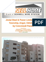 Jindal Angul Township Schnell Home Pictures