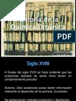 Historia de La Quimica Organica1 1