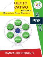 DIRIGENTES - Manual Comum - Projecto Educativo - ACÇÃO PEDAGÓGICA - RAP