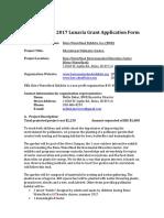 2017 lunaria grant application form 1