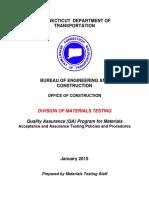2015 Materials Testing Manual