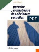Approche Psychiatrique Des Déviances Sexuelles - Springer