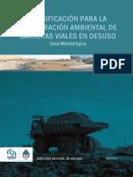 Guía Planificación Restauración Ambiental Canteras