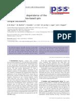 Nanocontact Size Dependence of Theproperties of Vortex-based Spintorque Oscillators