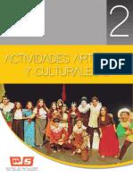 Acts Artistic as y Cultural Es 2