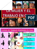 El trabajo de la mujer en chile