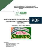 Documento Final Del Manual de Seguridad Pan Casero
