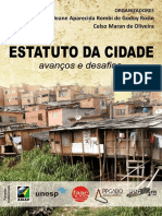 Estatuto Da Cidade Avancos e Desafios Jeane Aparecida Rombi de Godoy Rosin Celso Maran de Oliveira Orgs