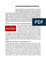 Accenture Casestudy
