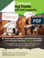 52 Delicious Dog Treats for Health and Longevity