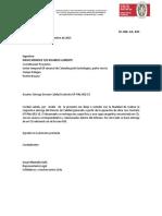 Carta Ambiental