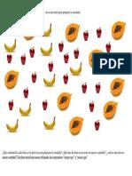 Frutas en Grupo