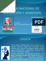 1.- Lógica Matemática 2017(2)