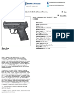 Smith&Wesson M&P9 Shield