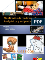 Antipireticos- Analgesicos