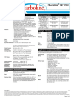 Phenoline 187 VOC PDS